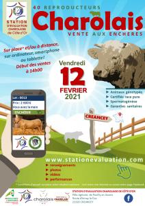Affiche Vente 2021